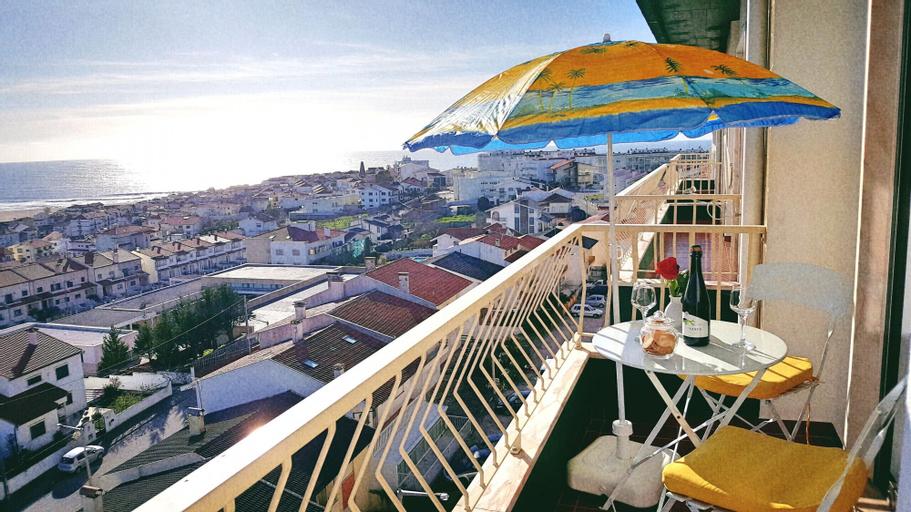 Great Beach View Figueira da Foz by Rental4all, Figueira da Foz