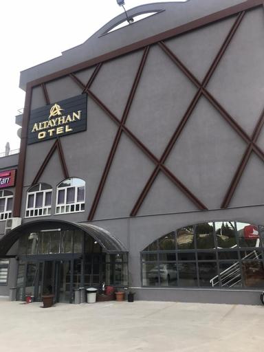 Altayhan Hotel, Merkez