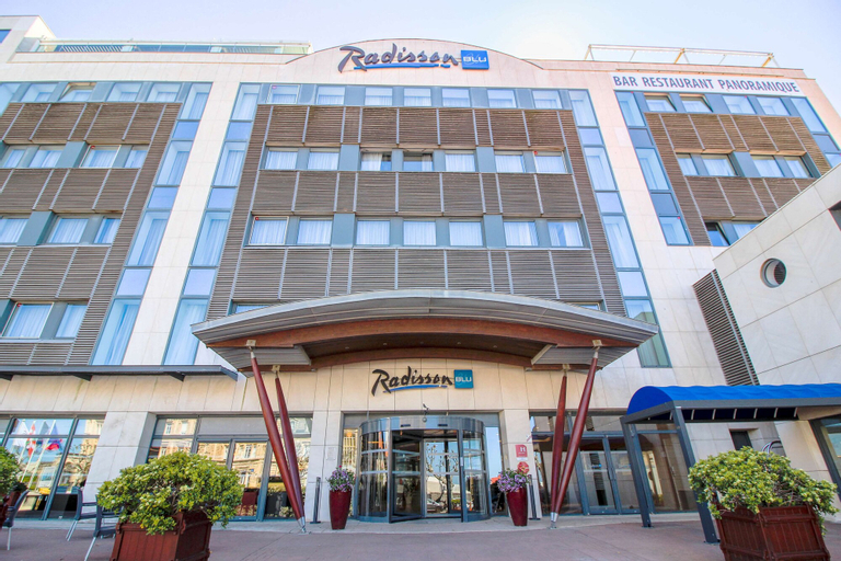 Radisson Blu Hotel, Biarritz, Pyrénées-Atlantiques