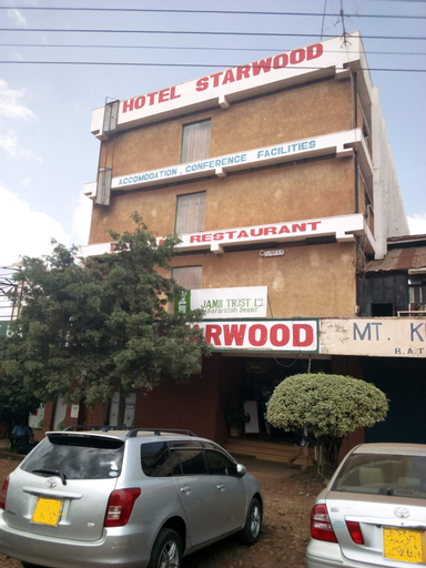Starwood Hotel Kagio, Mwea