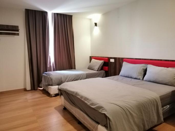 OYO 90027 Happy Hotel, Johor Bahru
