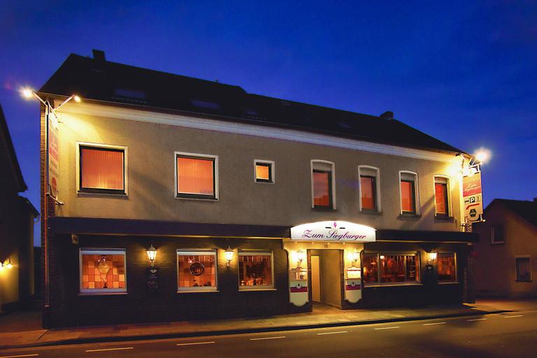 Gasthof Zum Siegburger, Kleve