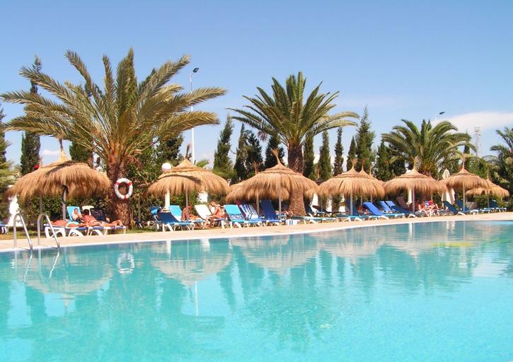 Sun Holiday Beach hôtel, Hammamet
