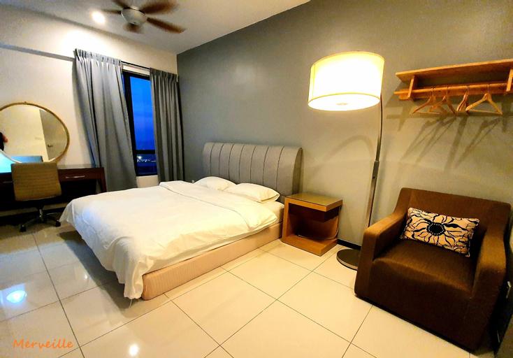 Luminari Premium Suite x Merville @Butterworth, Seberang Perai Utara
