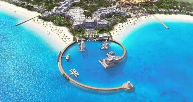 Hilton Salwa Beach Resort & Villas,