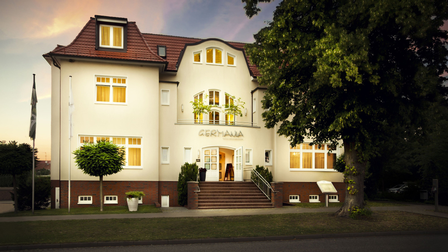 Germania Hotel am Schlosspark, Prignitz