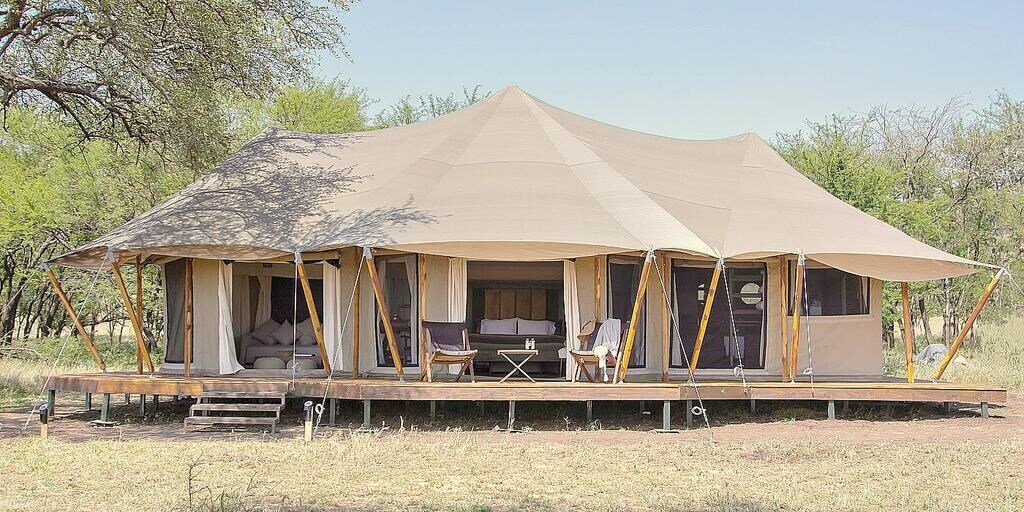 Cherero Camp, Serengeti