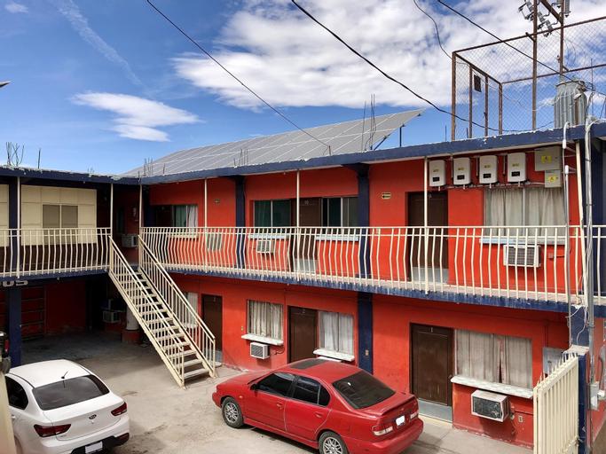 Hotel Maribel, Tlahualilo