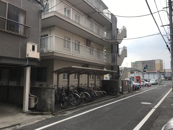 Alphabed Okayama Ekinishiguchi Room 105, Okayama