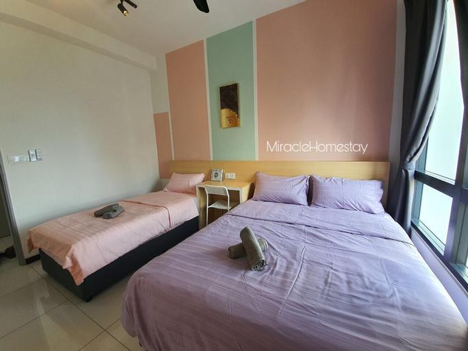 MiracleHomestay GroupTrip SunwayCarnival, Seberang Perai Utara
