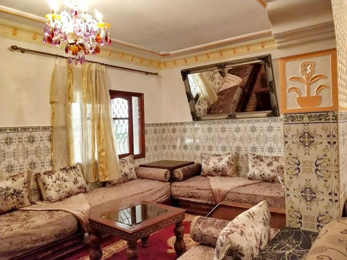 Apartment With 2 Bedrooms in Tanger, With Furnished Garden, Fahs Anjra