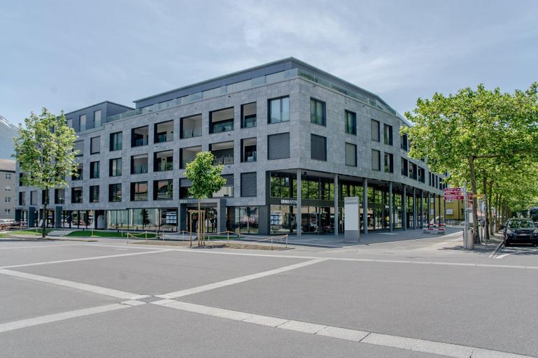 Apartment JungfrauCenter Harder Kulm, Interlaken