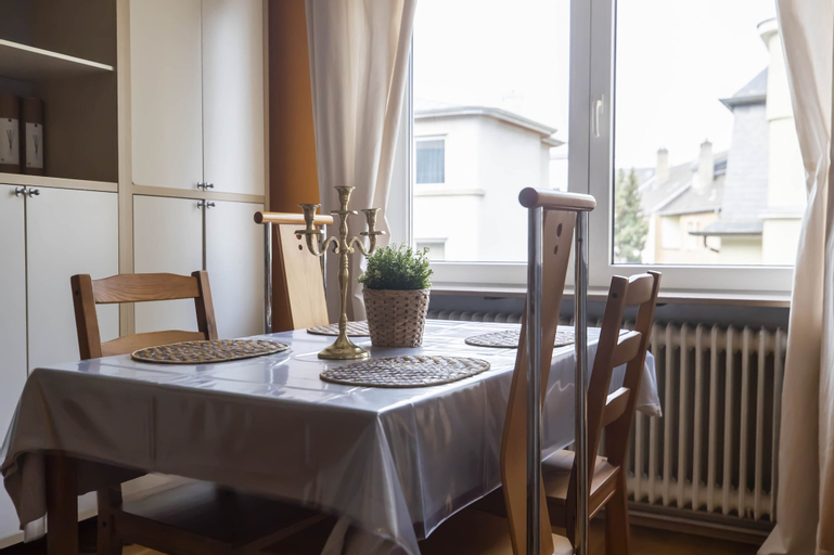 Bright 1BR Apartment City Center, Luxembourg