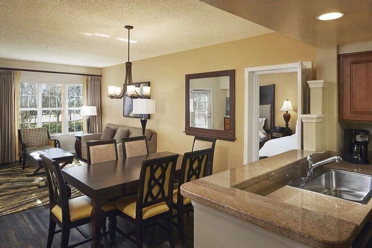 Hilton Grand Vacations at Seaworld, Orange