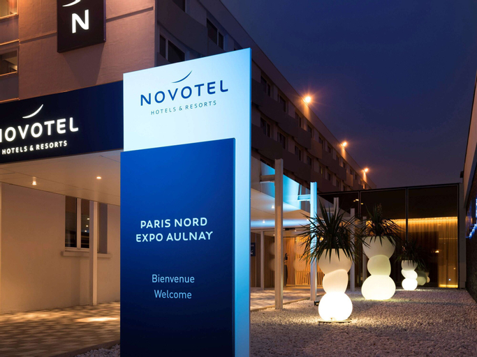 Novotel Paris Nord Expo Aulnay Hotel, Seine-Saint-Denis