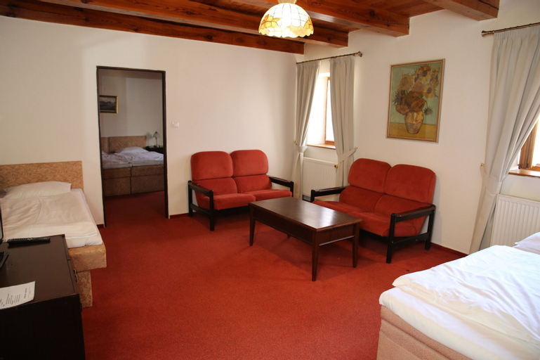 Hotel Baroko, Praha 10