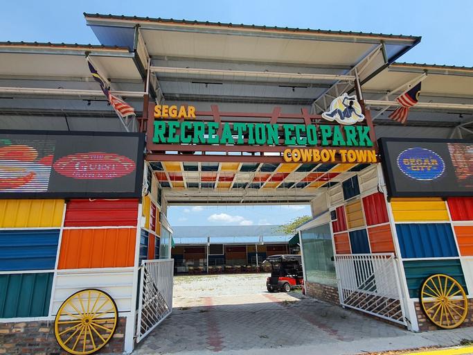 SPOT ON 90022 Segar Recreation Eco Park, Port Dickson