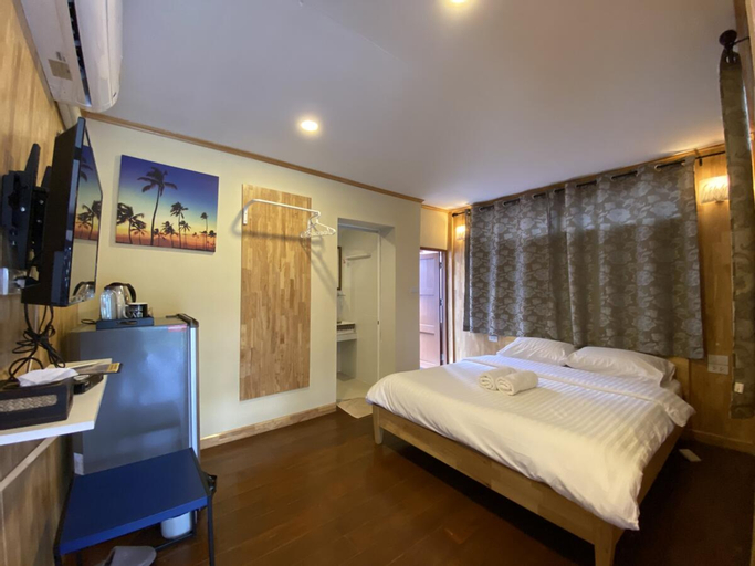 Bed in Beyt Boutique Hotel, Muang Nonthaburi