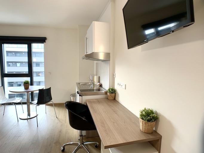 Fully Furnished Studio - City Center Belval, Esch-sur-Alzette
