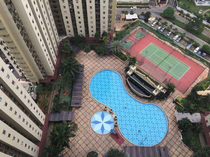 2BR Standard Mediterania Palace Apartment by JSM, Central Jakarta