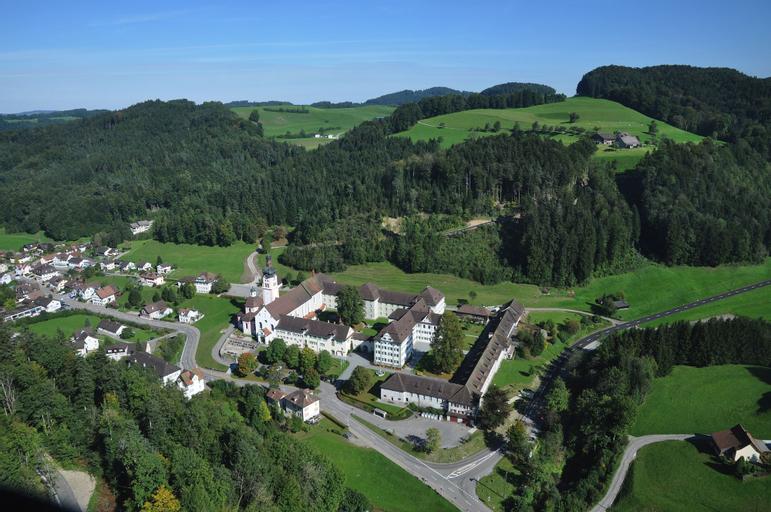 Seminarhotel Kloster Fischingen, Münchwilen
