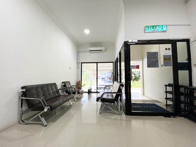 OYO 90087 Warisan Motel, Sipitang