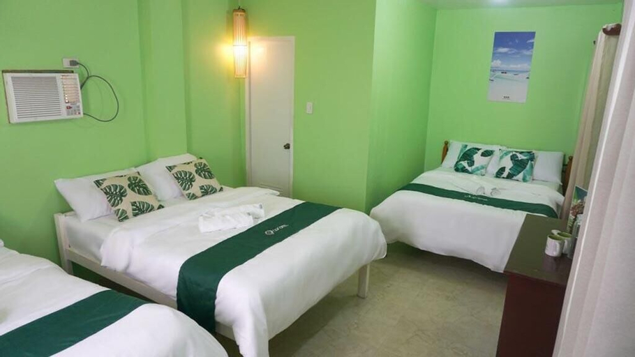 Cocotel Room Mila's Inn - Adults Only, Oslob
