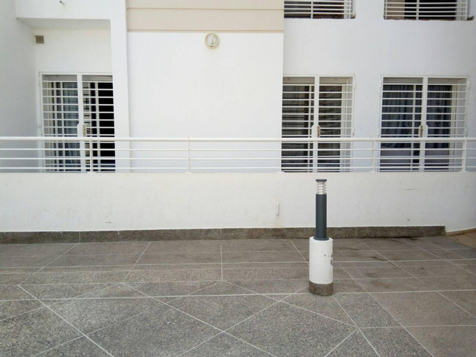 Apartment With 2 Bedrooms in Temara, With Enclosed Garden, Skhirate-Témara