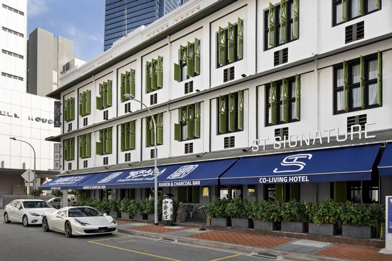 ST Signature Lite Tanjong Pagar- Dusk, Singapura