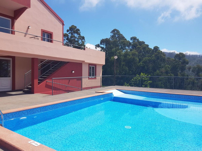 Apartment With 2 Bedrooms in Campanario, With Shared Pool, Enclosed Garden and Wifi - 5 km From the Beach, Ribeira Brava
