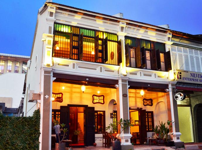 Noordin Street House, Pulau Penang