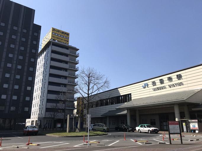 Super Hotel Izumoekimae, Izumo
