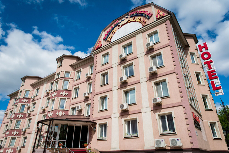 Hotel Kurmet, Zelenovskiy
