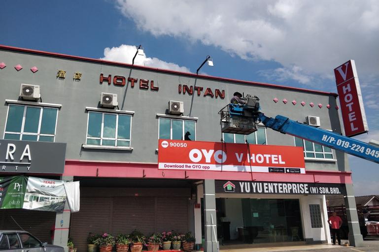 OYO 90050 V Hotel, Hilir Perak
