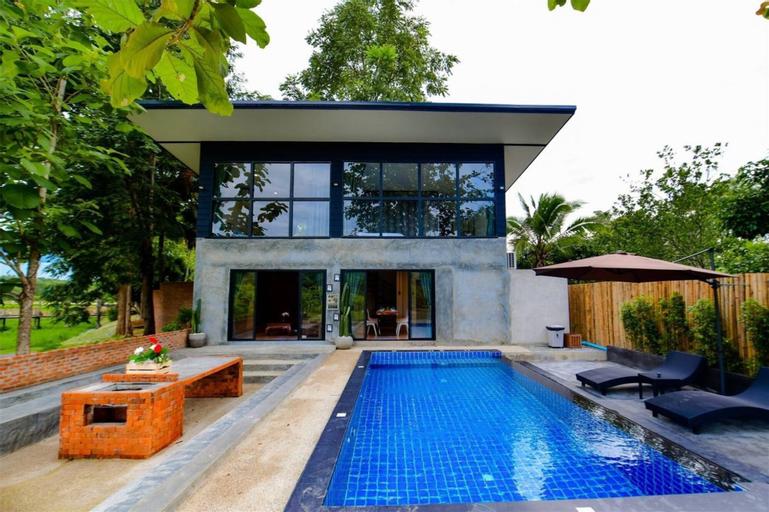 Brick Box Pool Villa, Doi Saket