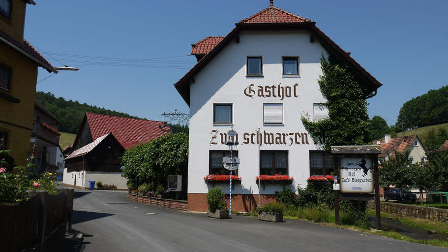 Gasthof Zum Schwarzen Ross, Bad Kissingen