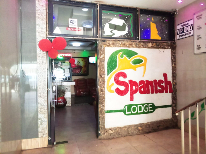 Spanish Lodge Hotel, Laikipia West