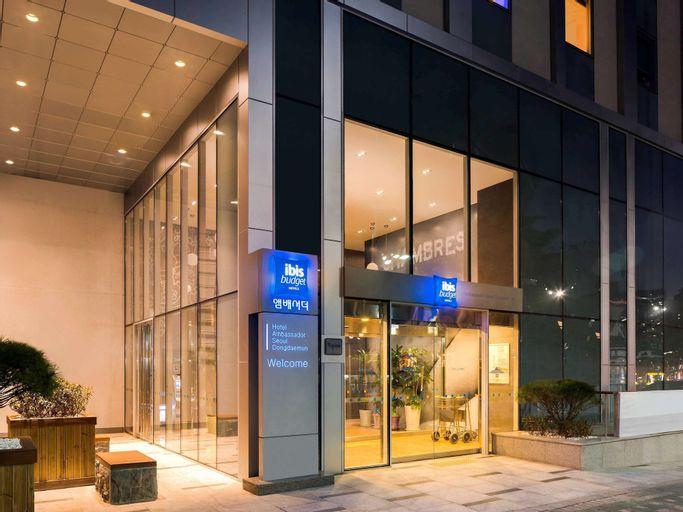 ibis Budget Ambassador Seoul Dongdaemun, Jung