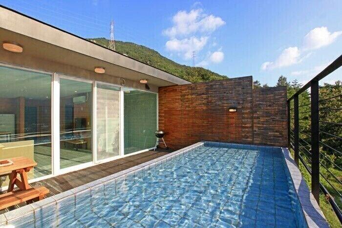 Jirisan Family Pool Villa, Sancheong
