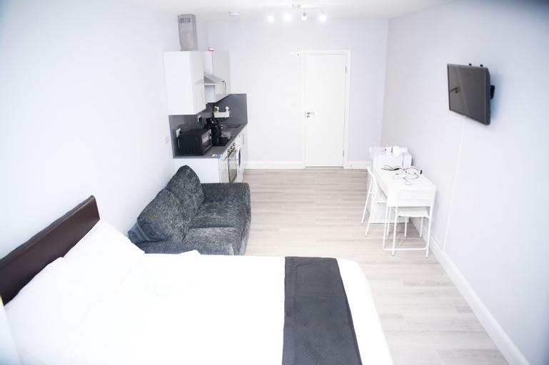 Kings Studio Apartments, London