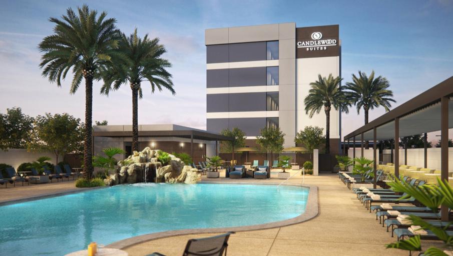 Candlewood Suites Las Vegas - E Tropicana, Clark