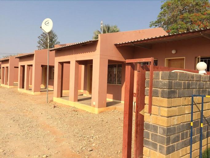 P Wake Guesthouse, Opuwo