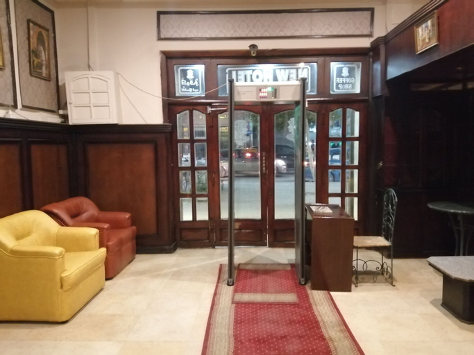 NEW HOTEL, 'Abdin