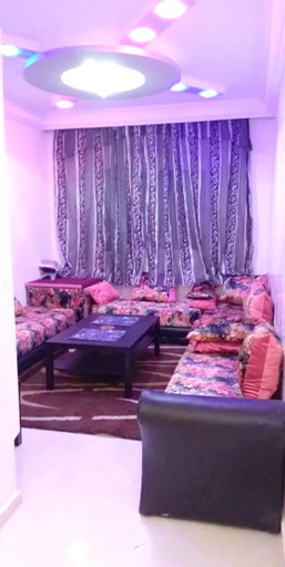 Apartment With one Bedroom in Mohammédia, With Wonderful City View, Shared Pool, Enclosed Garden, Mohammedia
