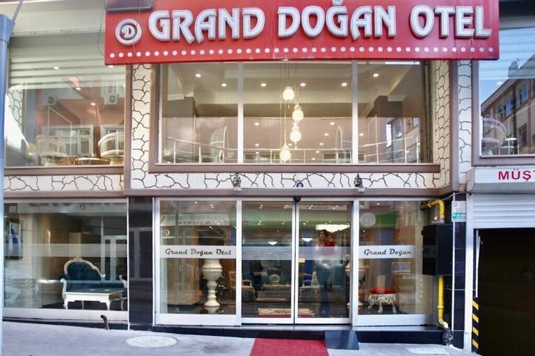 Grand Dogan Otel, Balışeyh