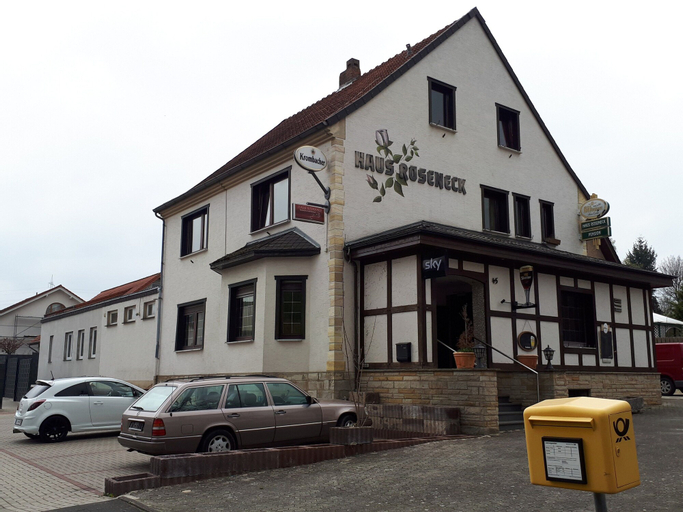 Pension Roseneck, Paderborn