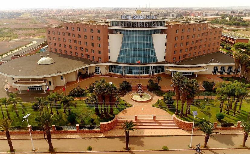 Hotel Asmara Palace, Asmara City