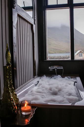 Bergshús unique Villa in the Westfjords, Ísafjarðarbær