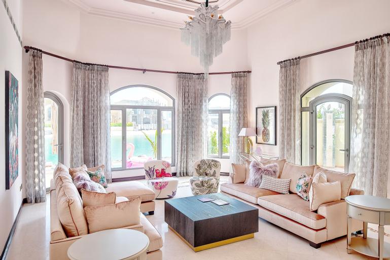 Dream Inn Dubai - Palm Villa Frond M,