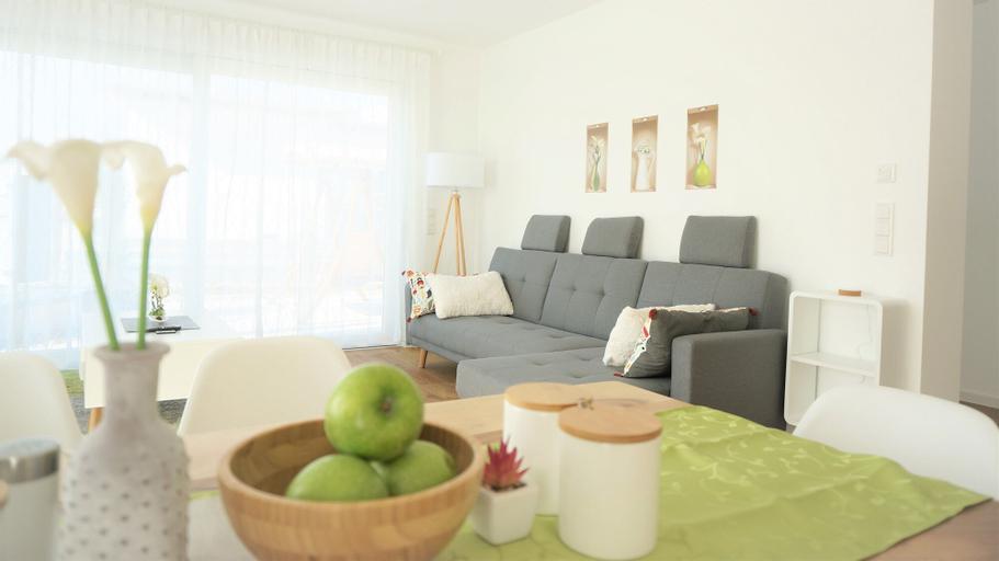 Panorama Penthouse Apartment, Frankenthal (Pfalz)